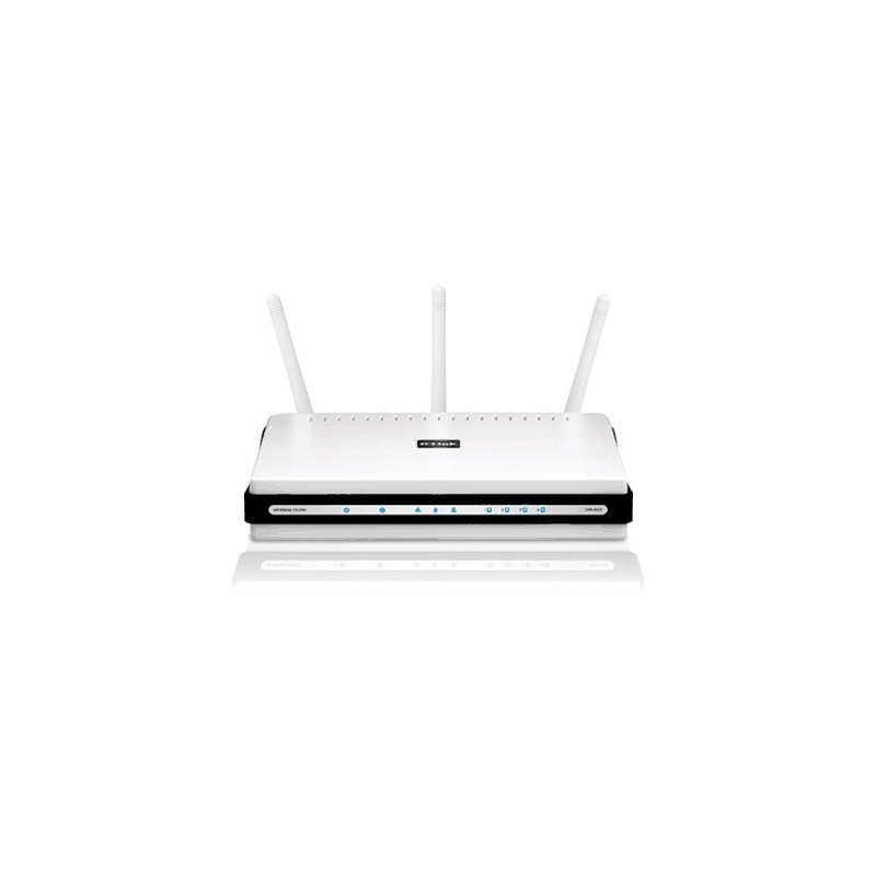 D-Link Broadband Router (Router มี Wireless) D-Link DIR-655 - Xtreme Wireless Router, 300Mbps, 4-Port Gigabit , 3x2dBi