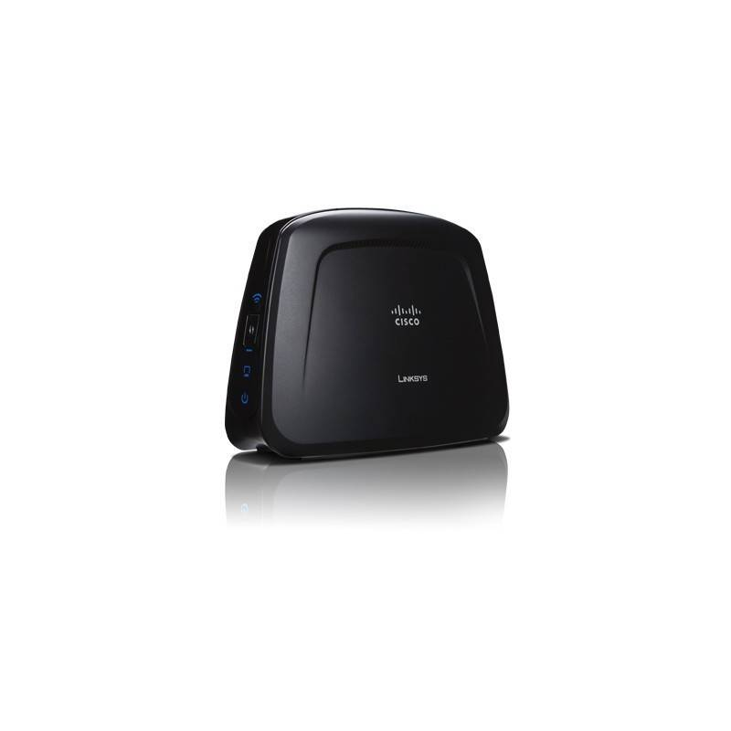 Linksys by Cisco WAP610N - Wireless-N Access Point with Dual-Band แบบภายในอาคาร