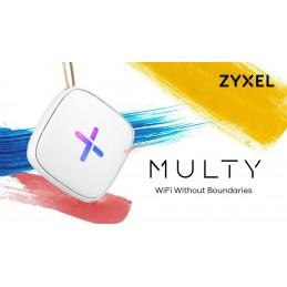 ZyXel Zyxel Multy U WSR30 AC2100 TRI-BAND MESH WIFI System (Pack 3)