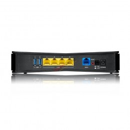 ZyXel ZYXEL VPN2S VPN Firewall Router Throughput 1.5Gbps, IPSec L2TP/PPTP 20 Tunnels