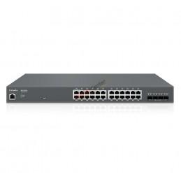 EnGenius EnGenius ECS1528 Cloud Managed L2 Switch 24 Port Gigabit, 4SFP+