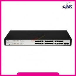 Link LINK PSG-3124 24-Port Gigabit PoESwitch + 2 SFP 260W