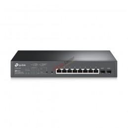 TP-Link TP-LINK TL-SG2210MP JetStream 10-Port Gigabit Smart POE Switch 8 Port 150W
