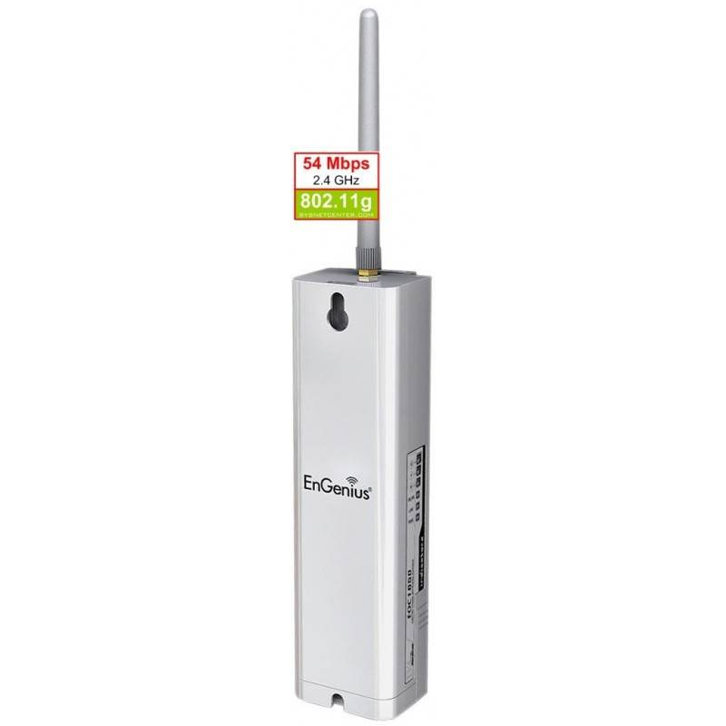 EnGenius EOC-1650 - 54 Mbps Outdoor AP, Antenna 7 dBi  + 5 dBi  200 mW