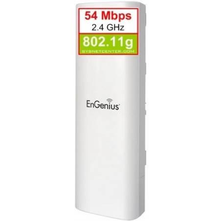 EnGenius EOC-2611P Outdoor AccessPoint 54Mbps กำลังส่ง 600 mW เสาอากาศ 10dBi