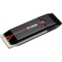 D-Link DWA-120 - 54/108 Mbps USB 2.0 Wireless Adapter (สินค้ายกเลิก ทดแทนโดย DWA-125) Wireless USB Adapter