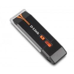 D-Link D-Link DWA-125 - 150 Mbps USB 2.0 Wireless Adapter