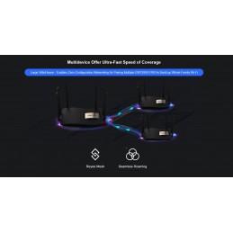 Ruijie Networks Reyee RG-EW1200G PRO 1300M Dual-band Gigabit Wireless Mesh Router