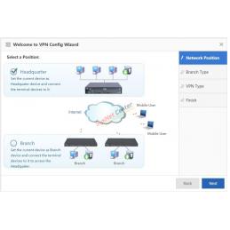 Ruijie Networks Ruijie RG-EG3230 Unified Security Gateway 6 Wan Gigabit, VPN, Firewall, L7 DPI