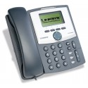 Linksys SPA922 IP Phone, 2 Port Lan 10/100, 128x64 LCD VOIP / IP-PBX ระบบโทรศัพท์แบบ IP