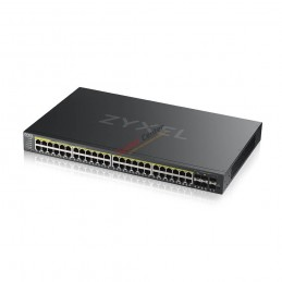 ZyXel Zyxel GS2220-50HP L2+ Managed Gigabit POE Switch 48 Port, 4 Port SFP, 375W