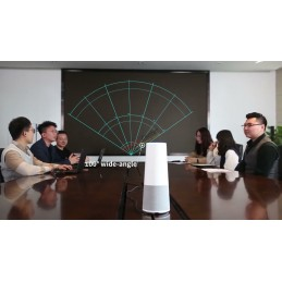 Uniview UNV IoT-Unear A30T All-In-One Video Conference Camera 1080p เสียงรอบทิศทาง, ไมค์ 4 Element ระยะ 5m