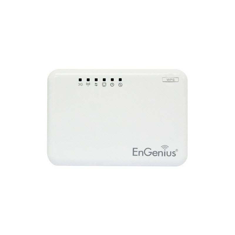 EnGenius ETR-9350 - Pocket size 3G router 300Mbps
