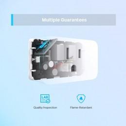 TP-Link TP-LINK TAPO P105 Mini Smart Wi-Fi Plug รองรับ Load สูงสุด 3300Watt