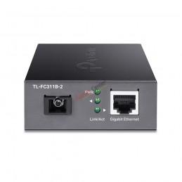 TP-Link TP-Link TL-FC311B-2 Gigabit WDM Media Converter SM 2Km