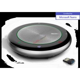 Yealink Yealink CP700 SPEAKERPHONE ไมค์พร้อมลำโพง สำหรับประชุมทางไกล เชื่อมต่อผ่าน Bluetooth, สาย USB