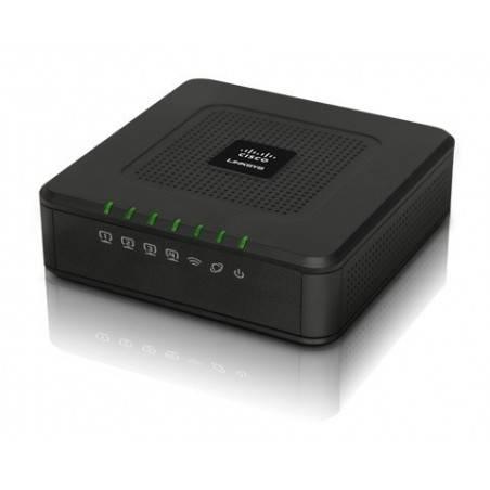 Linksys WRT54GH - Wireless-G Home Router with SpeedBurst + 3DBI Antenna แบบฝังในตัวอุปกรณ์ (สินค้ายกเลิกการผลิต)