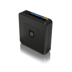 Linksys WRT54GH - Wireless-G Home Router with SpeedBurst + 3DBI Antenna แบบฝังในตัวอุปกรณ์ (สินค้ายกเลิกการผลิต) Home