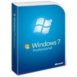 Microsoft Windows 7 Professional 32-bit English DVD-ROM