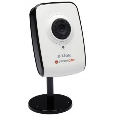 D-Link DCS-910 10/100 Fast Ethernet Internet Camera ความละเอียด 640x480