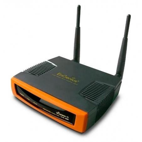 EnGenius ECB-3500 Wireless Access Point ความเร็ว 54/108Mbps กำลังส่งสูงสุด 500 mW รองรับ POE
