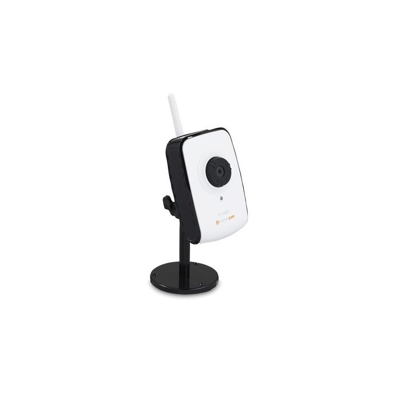 D-Link แบบไม่ใช้สาย (Wireless) D-Link DCS-920 IP Internet Camera แบบไร้สาย 54Mbps ราคาประหยัด