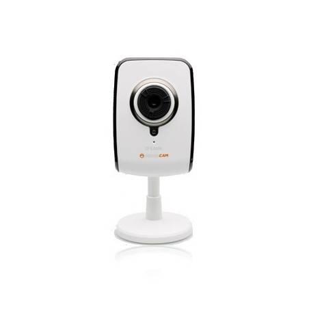 D-Link DCS-2102 IP Camera ความละเอียดสูง 1.3 MPixel รองรับการบันทึก Video ผ่าน NAS พร้อม SD-Card Slot