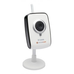 D-Link D-Link DCS-2121 IP Camera แบบไร้สาย 802.11g ความละเอียดสูง 1.3 MPixel รองรับการบันทึก Video ผ่าน NAS พร้อม SD-Card Slot