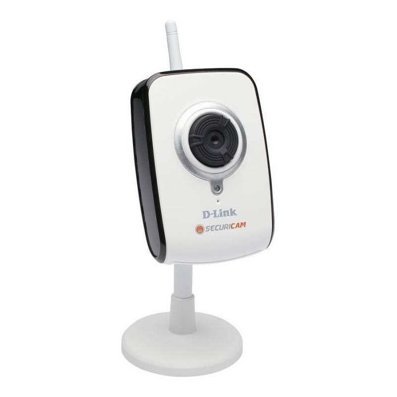 D-Link DCS-2121 แบบไร้สาย 802.11g High Quality IP Camera 1.3 Megapixel + SD-Card Slot