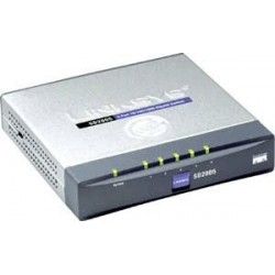LINKSYS SD2005 Switch 5 PORT 10/100/1000Mbps GIGABIT SWITCH
