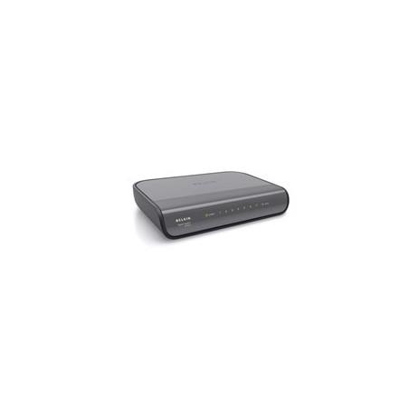 Belkin F5D5141ea8 - GIGABIT SWITCH 8 PORT 10/100/1000 MBPS