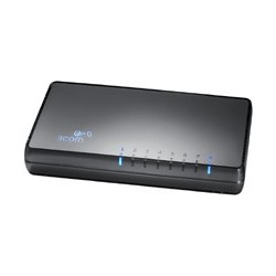 HP Procurve (3Com) Unmanaged Switches 3COM® 3CFSU08 - Fast Ethernet Switch 8 Ports 10/100Mbps (No Adapter)