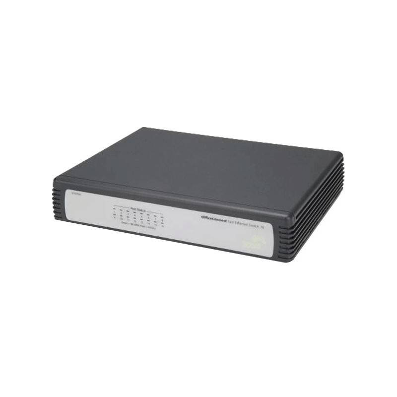 HP Procurve (3Com) Unmanaged Switches 3COM® 3C16792C - OfficeConnect® Fast Ethernet Switch 16 Ports 10/100Mbps