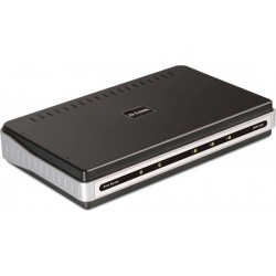D-Link DPR-1061 - 1 Port UTP 10/100 Mbps, 1-port Parallel, 2-port USB 2.0 (Multifunction Print Server)