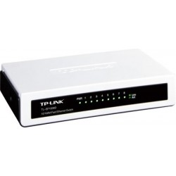TP-LINK TL-SF1008D  8-port Unmanaged Switch Desktop 10/100Mbps