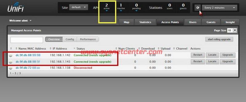 Unifi Ap Ac Lite Adoption Failed | UAP AC Outdoor Adopting
