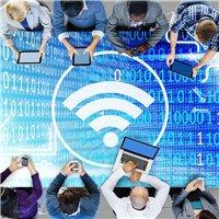 งานติดตั้งระบบ Wifi Hotspot