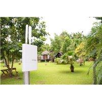 Wireless Access Point แบบติดตั้งภายนอกอาคาร (Outdoor)