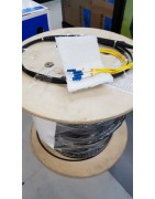 Fiber-Optic Terminate Cable สายไฟเบอร์แบบเข้าหัวสำเร็จ