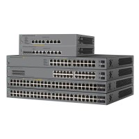 HPE OfficeConnect 1820 Switch, Layer 2 Managed Switch