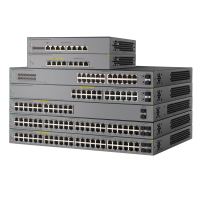 HPE OfficeConnect 1920S Switch Managed Layer2+ รองรับ Static Routing