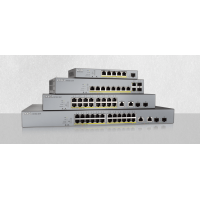Zyxel Switch GS1350 Series, L2 Managed POE Switch ประกัน Lifetime