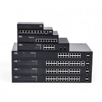 Ruijie RG-S1800 Series Unmanaged Switches POE