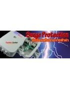 อุปกรณ์ป้องกันฟ้าผ่า Surge/Lighting Protector Lan and Antenna