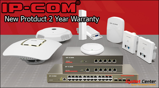 ip-com poe switch access point