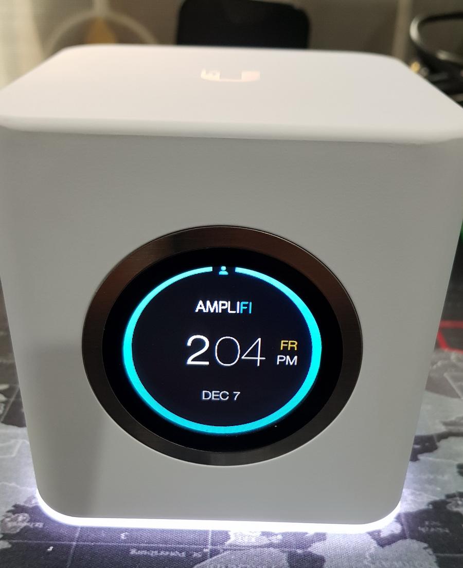 Ubiquiti Amplifi Mesh Wi-Fi