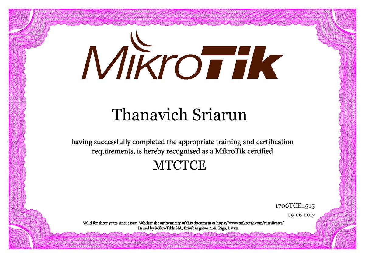 mikrotik-mtctce