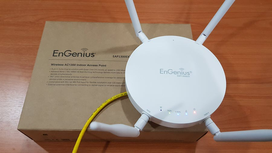 engenius eap1300ext accesspoint