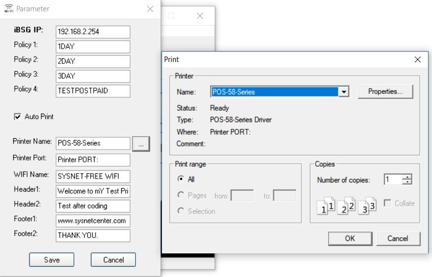 iBSG Generate User
