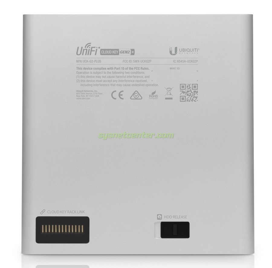 Ubiquiti Unifi UCK-Gen2 Plus